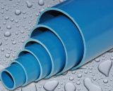 새로운 PVC 물 관