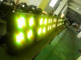 25*15W indicatore luminoso capo mobile della tabella LED per la discoteca
