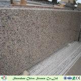 フロアーリングまたはカウンタートップまたは壁タイルまたは階段のための赤い花こう岩の平板かタイルG563ステップ