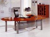 الصين حديثة [أفّيس فورنيتثر] [مفك] خشبيّة [مدف] مكتب طاولة ([نس-نو018])