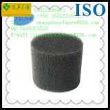 Esponja personalizada de espuma de filtro de corte