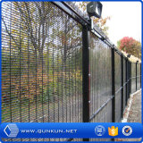 Polvere del certificato dello SGS ricoperta ed alta recinzione e cancelli di obbligazione di Galvanzied da vendere