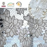 Hot Selling 100% Melt Poly Lace Fabric, Soft et Light pour Texitles Matériel E20013