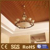 plafond van het Net van 40X45mm het Samengestelde Houten voor de Decoratie van het Hotel