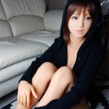 Poupée sexy de fille nue japonaise avec le vagin anal oral pour le sexe des hommes