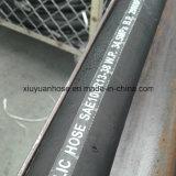 SAE100r13-38 유연한 기름 저항하는 고무 호스 유압 호스