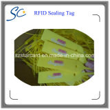 Tag durável da selagem RFID do cabo da alta qualidade