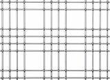ステンレス鋼の三倍の織り方の網