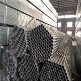 Tubulação Ss400 de aço Pre-Galvanizada redonda