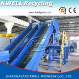 linha/animal de estimação de lavagem do floco do animal de estimação 1000kg/H que recicl a planta de recicl do frasco da máquina/animal de estimação