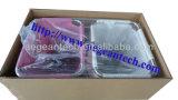 AG-Ss019 met Karretje van het Huisvuil van Twee Zakken het Beweegbare