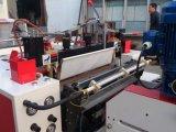Vollautomatischer Superhochgeschwindigkeitsshirt-Beutel, der Maschine herstellt