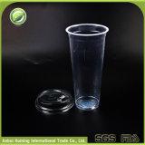 밀짚과 뚜껑을%s 가진 다른 Sealable 처분할 수 있는 플라스틱 컵
