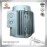 La presión inferior de aluminio a presión proceso de la fundición con la anodización