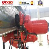 Carretilla eléctrica de la velocidad doble de Kixio para el alzamiento de cadena