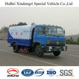 de Goede Kwaliteit Dongfeng 153 Euro 3 van 11cbm van de Vrachtwagen van de Weg Schoonmakende