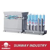 Plastikgefäß-Schulter-Einspritzung-Maschine (halbautomatisch)