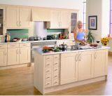 Hoge Glanzende Aangepaste Keukenkast