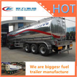 Becken-halb Schlussteil-Kraftstoff-Tanker-LKW-Schlussteil für Verkauf