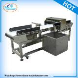Note Screen Food Metal Deetctor mit Conveyor Belt