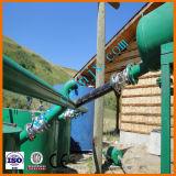 Mini Rohöl-Öl-Herstellungs-Maschinen-Raffinerien