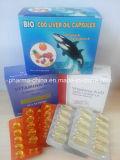 Vitamin A 3000ui und d-Ergänzungs-weiche Kapsel