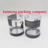 Tubes en plastique de PVC pour l'empaquetage de produit de beauté (tubes de PVC)