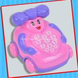 Stuk speelgoed van de grappige Plastic LEIDENE het Lichte Auto van de Muziek met Suikergoed