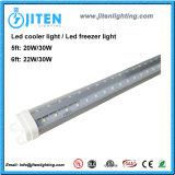슈퍼마켓 ETL Dlc를 위한 공장 가격 SMD2835 LED 냉장고 빛 30W T8 LED 냉각기 빛