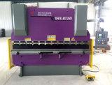 Máquina de dobra hidráulica do CNC da venda quente 80t/2500