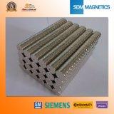 De concurrerende Magneet van de Schijf van het Neodymium van de Zeldzame aarde N35sh