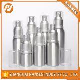 Vário - frasco de alumínio feito sob medida do pulverizador dos cosméticos do metal vazio para a venda