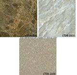 Mattonelle di pavimento di ceramica del corpo del marmo delle mattonelle di sembrare completo del marmo
