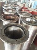 De Scherpe Machine met vier cilinders van de Steen van de Brug voor de Plak van de Kolom