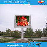 광고를 위한 P10 LED 옥외 디지털 게시판