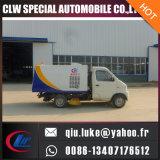 Carro montado tamaño pequeño del barrendero de calle del camino de la máquina de Foton mini