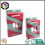 Kundenspezifische farbenreiche Druck-Papppapier-Schokoladen-verpackenkasten