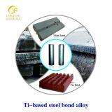 para las altas piezas del desgaste del acero de manganeso, Tic Roces