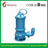Ouro que mina a pasta submergível vertical Pump-A05