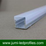 Profili dell'alluminio di figura LED di profilo U del LED