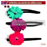Acessórios elásticos da menina de Scrunchie do cabelo de veludo da faixa do cabelo da faixa do cabelo (P3016)