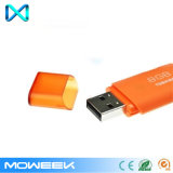 Затавренный пластичный водитель вспышки памяти USB