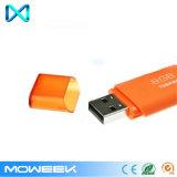 Eingebrannter Plastik-USB-Speicher-Blitz-Fahrer