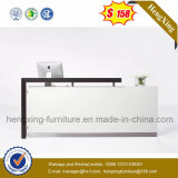 (HX-5N378) Büro-Empfang-Kostenzähler-Tisch hölzerne Kraftstoffregler-Büro-Möbel