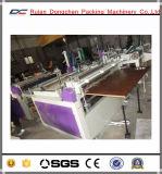 Machine de découpage horizontale et verticale non tissée avec la soudure ultrasonore