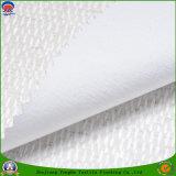 Tissu de flocage imperméable à l'eau d'arrêt total de polyester tissé par textile à la maison pour le rideau et le sofa