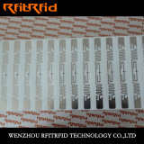 Etiqueta engomada elegante Agua-Rápida de la frecuencia ultraelevada RFID