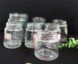 690ml de transparante Loodvrije Ingeblikte Kruik van het Glas
