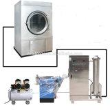 Uso de la fábrica del lavadero del dril de algodón para la máquina del ozono del blanqueo de los pantalones vaqueros