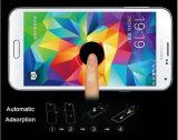 Samsung S5の緩和されたガラスの膜のために粉砕防止HDの明快さを適用すること容易な優れた品質